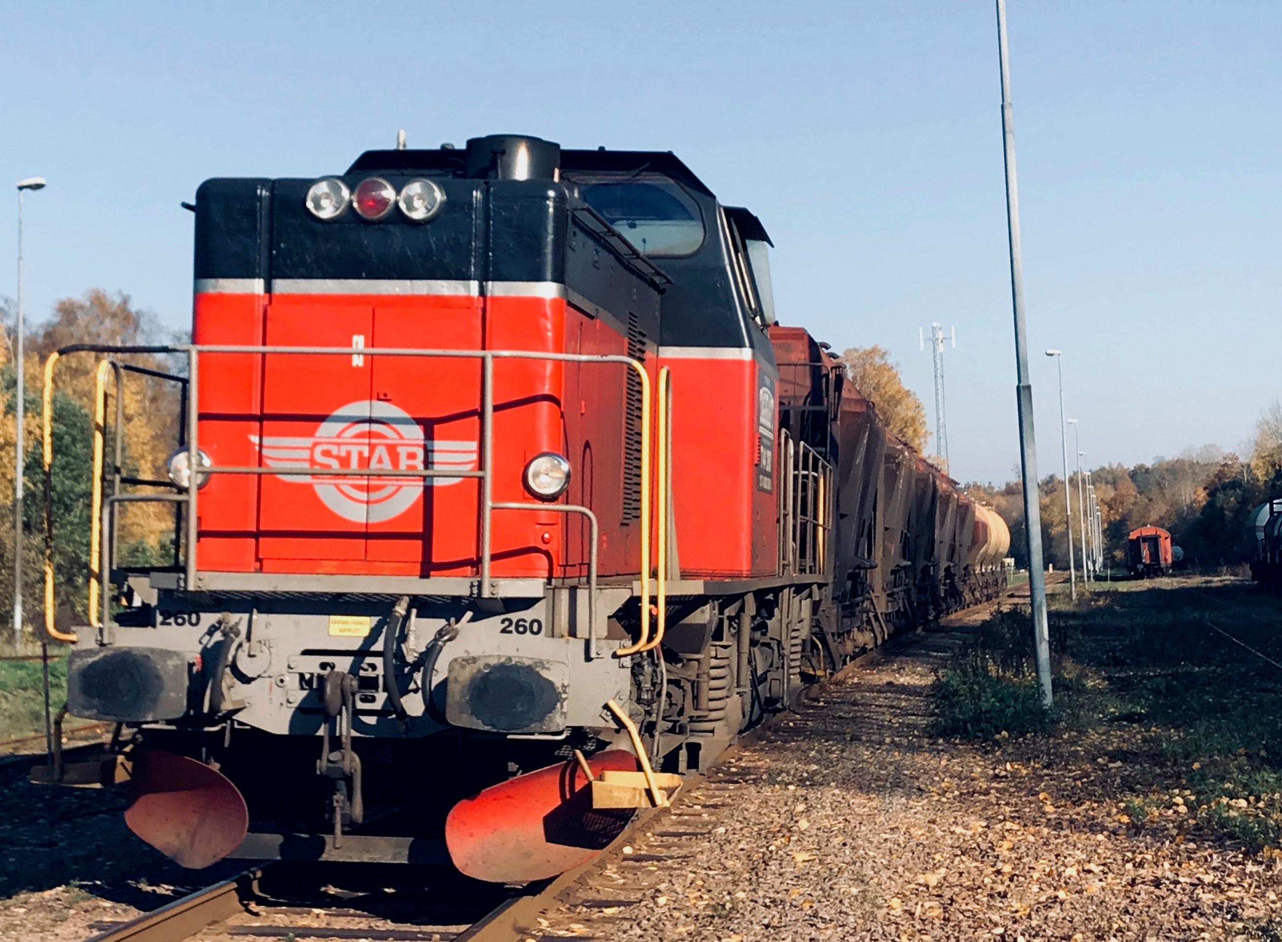 T44 260 i Halmstad